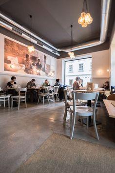 Cafe Wien, Cafe Zur Rezeption, Grätzlhotel