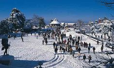 Enjoy your Winter Vacation tour in India in Your Budget Honeymoon Planning, Honeymoon Destinations, Wedding Planning, China Travel, India Travel, Kullu Manali, Romantic Honeymoon, Shimla, Hill Station