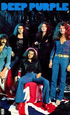 Music Express poster. 1975