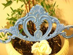 Wall Decor Shabby Chic Wall Decor by LaBellasCottage on Etsy, $17.95