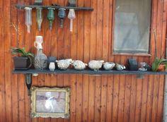 Deko, Fischrestaurant Ada Bojana, Montenegro - Foto: S. Hopp