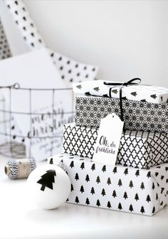 STYLISH GIFT WRAPPING IDEAS