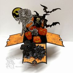 Mind Over Matter Creations: 13 Days of Halloween - BOO did I scare you?