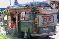 Vw house bus