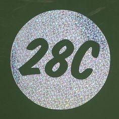 NUMBER ZERO FLORAL Recycling General Wheelie BIN NUMBERS self adhesive FREEPOST