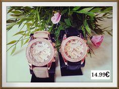relojes con brillantitos 14.99