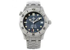 Omega Seamaster Steel Midsize 300m Watch 2552.80.00
