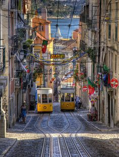 Lisbon in Portugal, love it! And this is going to be my summer holiday of 2013 :)