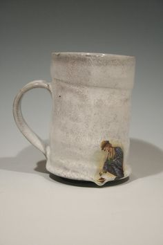 rothshank - nothing bum's me out like putting a creepy clown on a ceramic mug....