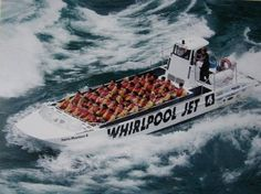 Whirlpool Jet Boat Tours Photo