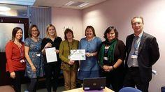 Health Visitors Facebook Admins also Shortlisted for our Annual Anne McWatt Involvement Award  #healthvisitors #Facebook #follow #weareNHFT #northamptonshire #NHFTqualityawards http://ift.tt/2edRN6h