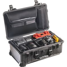 $250 - Pelican 1510SC Studio Case (Black)