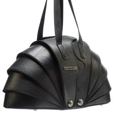 Another recycled tyre handbag