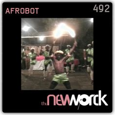 Another massive AFROBOT mixtape! The classic AFROBOT sound! You know it's good! 'Afrobeatmix'! No need to say more!