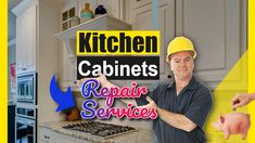 Engaging kitchen cabinets repair services are the popular low-cost way to extend the life of old kitchen fit-outs. Are there hinges which have broken? The solution is to hire environmentally aware home improvement professionals and get your kitchen working and looking as good as new without having to replace them entirely.