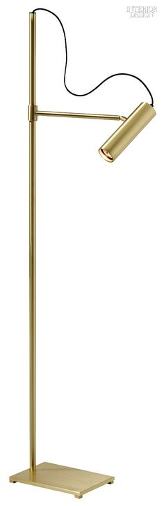 Editors' Picks: 90 Amazing Light Fixtures Sabeen brass lamp by Lahore