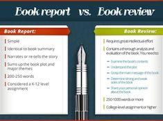 Essay vs report