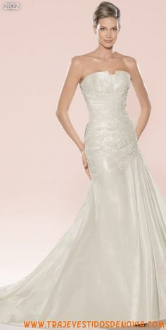 2822  Vestido de Novia  Atelier Diagonal
