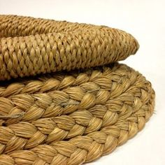 Twisted and plaited marram grass horse collar (KIGHF.QP.0033)
