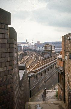 Clifton Nottingham, Nottingham City, Level Design, Old Train Station, Disused Stations, Steam Railway, Train Art, British Rail, Fotografia