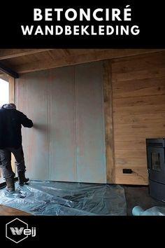 In onze tuinkamer hebben we 1 wand laten besmeren met betonciré. Super tof resultaat geworden! Mocht je nieuwsgierig zijn naar het resultaat? Kom het gewoon even bekijken. #beton #betonlook #cement #cementlook #industrieelwonen #industrieel #industrial #betontafel #betonnentafel #furniture #meubelen #meubels #maatwerk #custommade #betonlookmeubels #interiordesign #concrete #concretedesign #designtable #interieur #interior #exterieur Woodworking Crafts, Garage Doors, Outdoor Decor, Home Decor, Wooden Crafts, Decoration Home, Room Decor, Woodworking, Home Interior Design