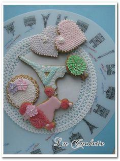 PARIS Cookies by la-cachette, via Flickr