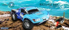 RC Auto Rayline R66 2.4 GHz Speed Buggy Offroad Car