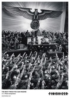 Finishizer: Fail Hitler | Ads of the World™