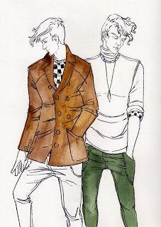 Delia Evin Illustration Blog