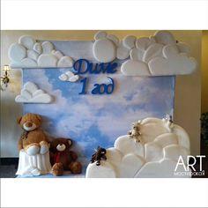 Фотозона для Димы на его первый годик. 9.09.16 #design #artmasterskaya…