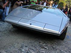 1971 Maserati Boomerang concept