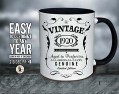 95th #Birthday , 95 #Birthday gift , 95 th birthday mug , Both #sides #Printed Des,  View more on the LINK: 	http://www.zeppy.io/product/gb/3/252311599/