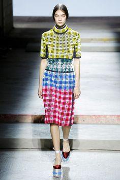 Mary Katrantzou Spring 2018 Ready-to-Wear Undefined Photos - Vogue