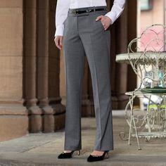 Women's Slim Leg Trousers, Mix & Match Suit, Extra Long