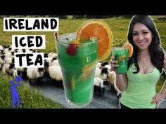▶ How to make the Ireland Iced Tea - Tipsy Bartender - YouTube