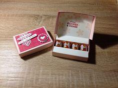 Brigittes Stempelstelle: Anleitung für die Küsschen-Box