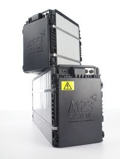 Lithium Ion AMP20 Prismatic Energy Modules - A123 Systems