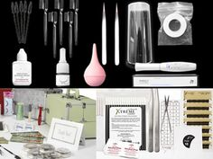 Thinking about purchasing a budget eyelash extension kit and need tips on how to choose one? Read on to learn what to look for in a kit and what to avoid! Eyelash Extensions Cost, Eyelash Extensions Aftercare, Mink Lash Extensions, Xtreme Lashes, Esthetician Programs, Eyelash Extension Kits, Perfect Eyelashes, Fake Eyelashes, Eyeliner