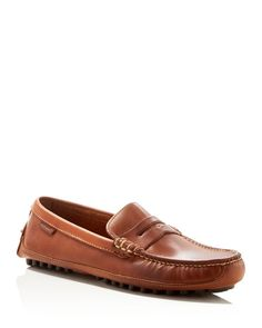 4618f86b6d5 Cole Haan s laid-back take on the classic penny loafer makes a versatile  addition to