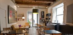 Le waaw, restaurant
