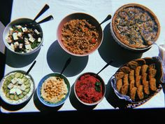 Chana Masala, Acai Bowl, Breakfast, Ethnic Recipes, Food, Acai Berry Bowl, Morning Coffee, Meal, Essen