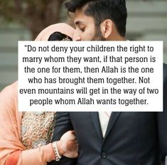 You should, however, make sure that the person is someone who wants God's nearness so much that he or she will change your partner for the better. Being true to Islam doesn't mean fight, hitting, slapping etc. Muslim Couple Quotes, Muslim Love Quotes, Love In Islam, Islamic Love Quotes, Islamic Inspirational Quotes, Muslim Couples, Religious Quotes, Marriage Couple, Muslim Brides