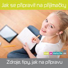 článek jak se připravit na přijímací zkoušky 2016 tipy zdroje jak na přípravu Psychology