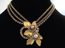 Vintage Miriam Haskell Necklace