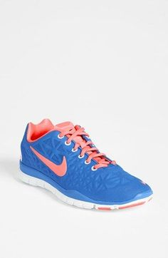 16052829fbed Love these shoes! Nike  Free TR Fit 3 Print  Training Shoe (Women)  available at Running start.