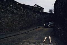 Guy Bourdin's 'Walking Legs' go on show at Michael Hoppen Gallery