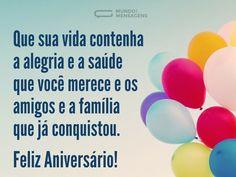 Feliz Aniversário com Alegria e Saúde (...) https://www.mundodasmensagens.com/mensagem/feliz-aniversario-com-alegria-e-saude.html