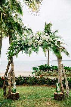 Libby & Jared | Fiji Wedding | Sofitel Fiji Resort & Spa | Leezett Photography | I was Married in Fiji