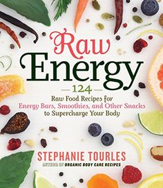 Written by herbalist Stephanie L. Tourles, this book combines the best of herbalism with raw food in an endeavor to support delicious well-being and health.