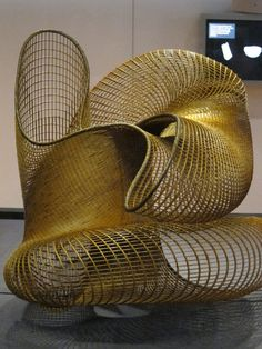 """This sculpture by Honda Syoryu always """"WOW""""'s me."""